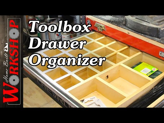 In this video, I'm getting a little organization done in the shop