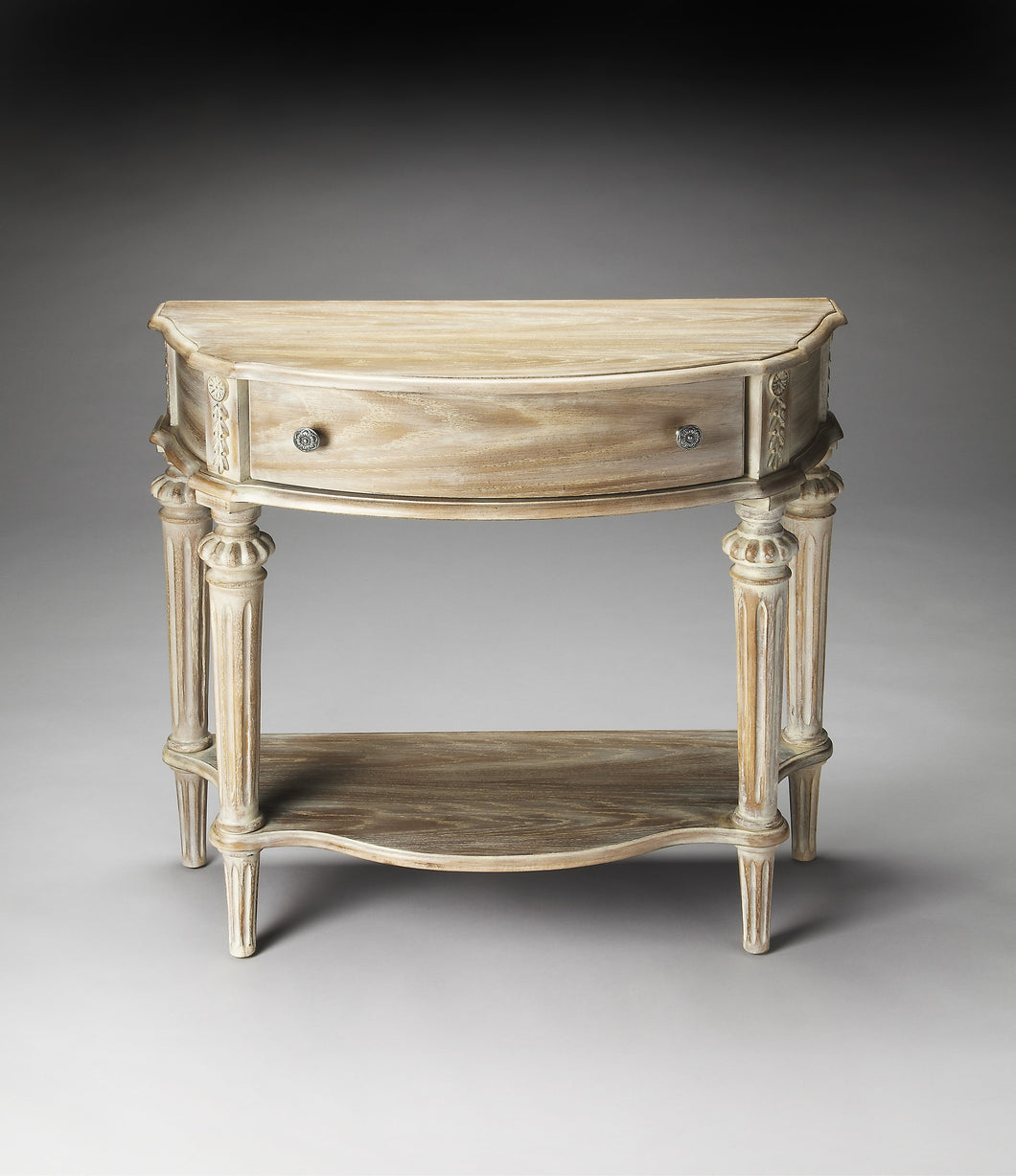 Halifax Driftwood Console Table