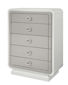 Acme Glam Allendale Chest With Ivory Finish 20196