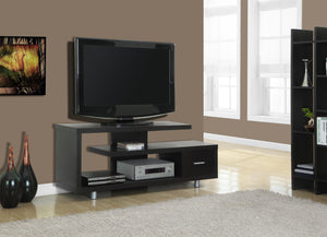 "60""L CAPPUCCINO WITH 1 DRAWER TV STAND"