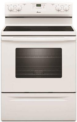Amana30-Inch 4.8 Cu.Ft. Free-Standing Electric Range' White