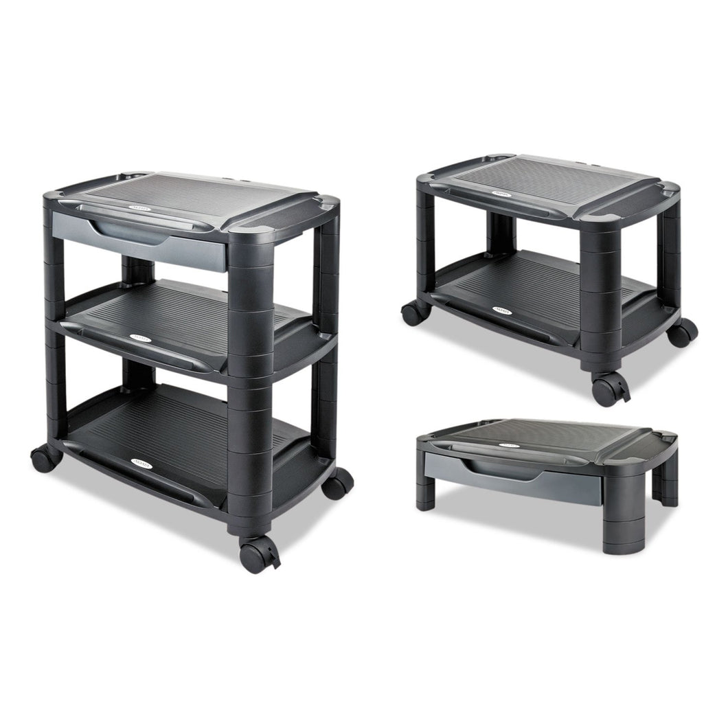 Alera 3-in-1 Storage Cart and Stand, 21 5/8