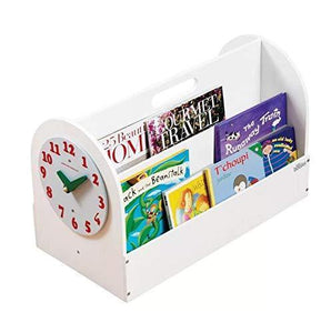 Discover the tidy books kids bookshelf kids books storage box book display wooden box white 13 8 x 21 7 x 12 2 in eco friendly handmade the original tidy books box