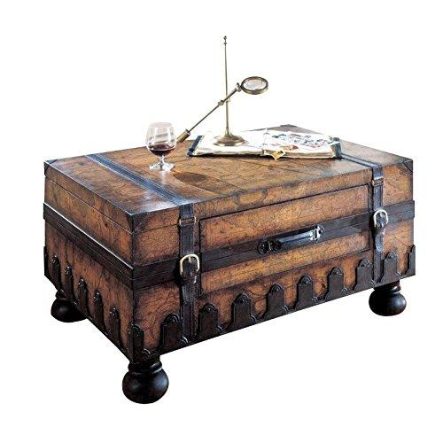 Beaumont Lane Wood Trunk Coffee Table