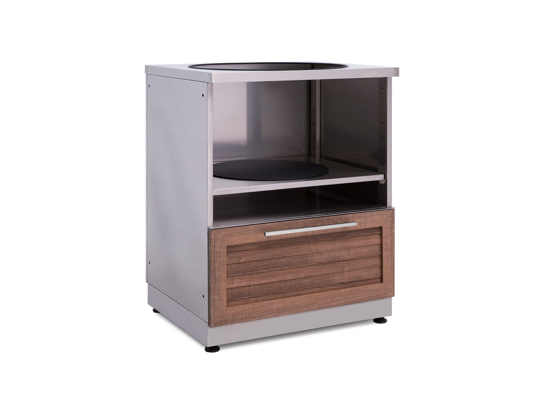 Outdoor Kitchen Stainless Steel Kamado Cabinet