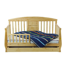 Load image into Gallery viewer, Dream On Me Deluxe Toddler Day Bed, Natural