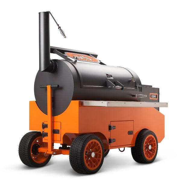 Yoder CIMARRONs Competition Pellet Smoker