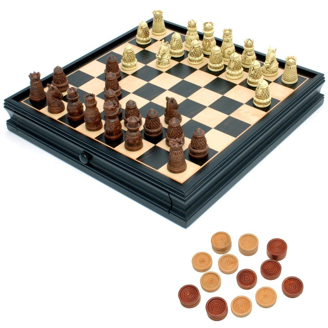 Chess And Checkers 15