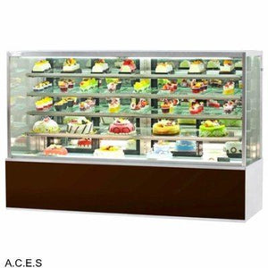 GREENLINE REFRIGERATED FOOD DISPLAY DELUXE CABINET 5 Tier 2000 m