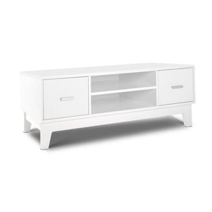 118 TV Unit - White