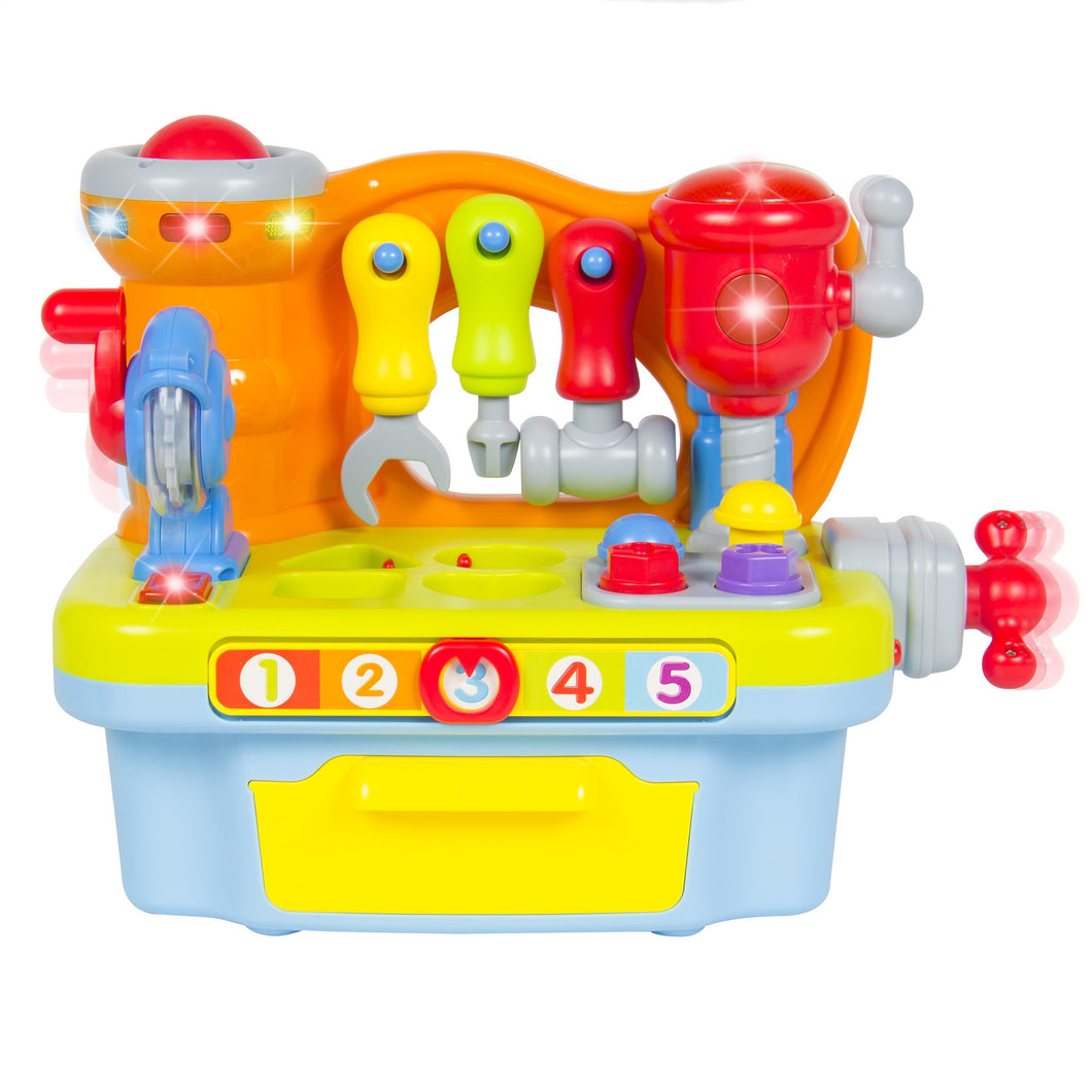 Musical Learning Workbench - Multicolor