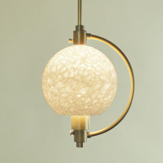 handcrafted art glass pendant lighting