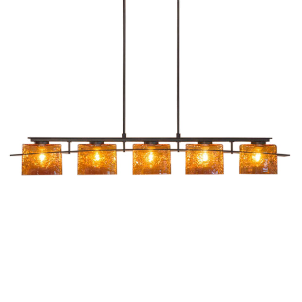 Arc Ellipse 5-Light Pendant Large