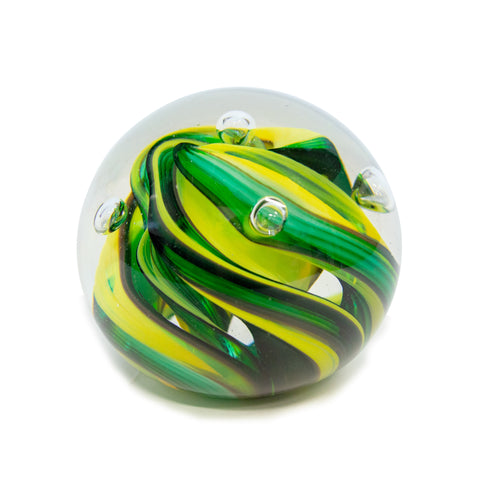 2021 Limited Edition Paperweight Swirls of Spring
