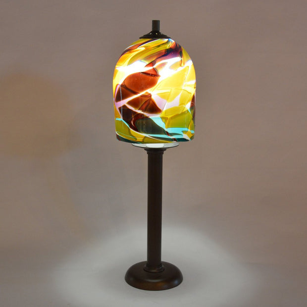 unique handcrafted table lamp