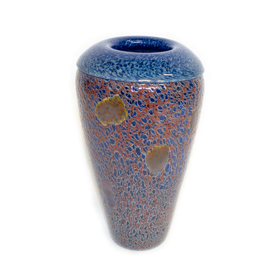 Water's Edge Tall Puff Vase