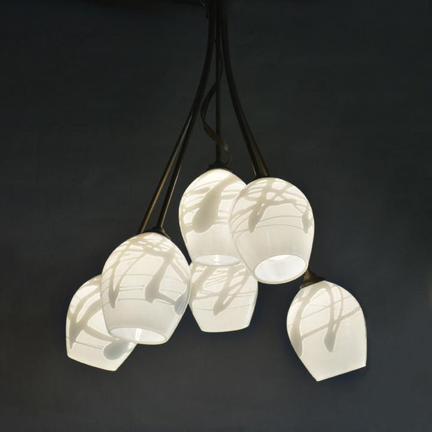 Flora Downlight Chandelier (6 Light)