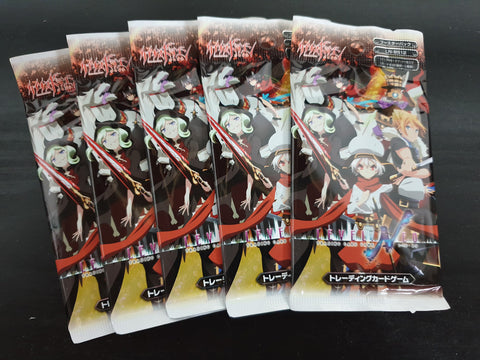 Chaos Dragon - Level Neo - 5 booster packs