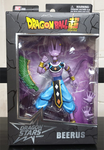 Dragon Ball Super - Beerus - Dragon Stars Figure - USA