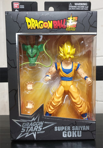Dragon Ball Super - Super Saiyan Goku - Dragon Stars Figure - USA