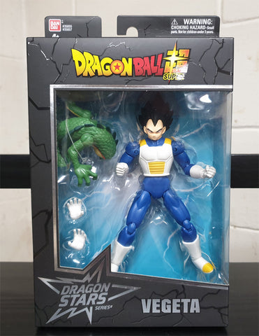Dragon Ball Super - Vegeta - Dragon Stars Figure - USA