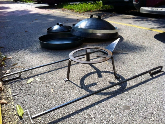 TREPIED BARBECUE