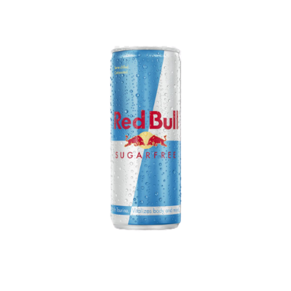 Red Bull Energy Drink - 250ml - Sugar Free - 24 Pack