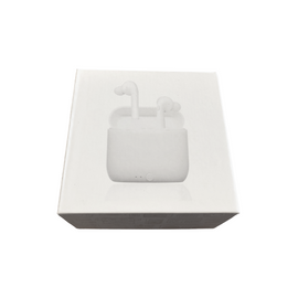 Bluetooth Wireless Earbuds - White