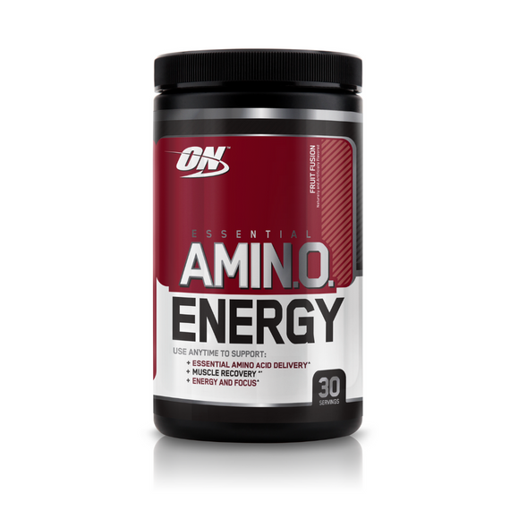 ON AMIN.O. Energy 30 Serve - Fruit Fusion