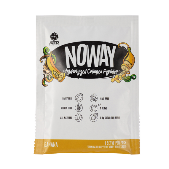 ATP Science Noway Protein Sachet 16.7g Banana - 10 Pack