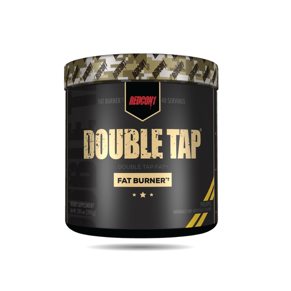 Redcon1 DOUBLE TAP 40 serve Fat Burner Pineapple