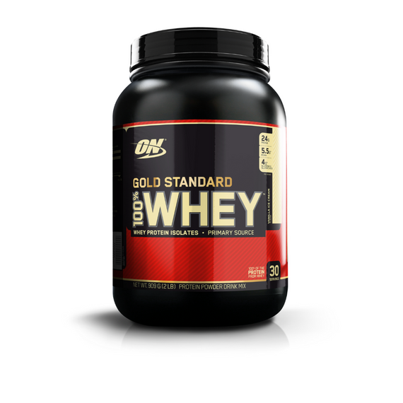 ON Gold Standard 100% Whey 909g - Vanilla