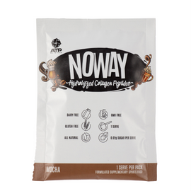 ATP Science Noway Protein Sachet 16.7g Mocha - 10 Pack