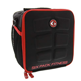6 Pack Innovator Cube - Black /Red