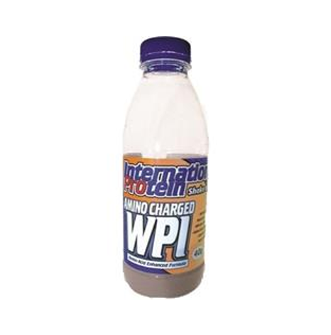 International Protein WPI 40g Shake - Banana - 6 Pack