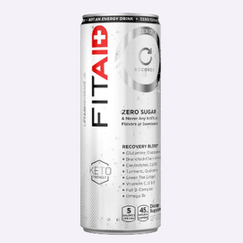 FITAID ZERO Recover  250ml - Citrus Medley - 12 Pack