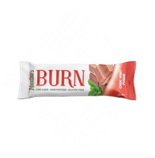 MAXINE'S Burn Bar - 40g - Choc Mint - 12 Pack