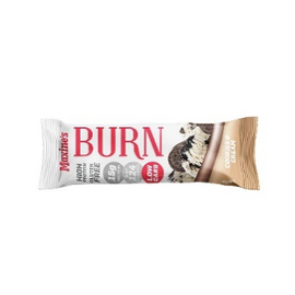 MAXINE'S Burn Bar - 40g - Cookies & Cream - 12 Pack