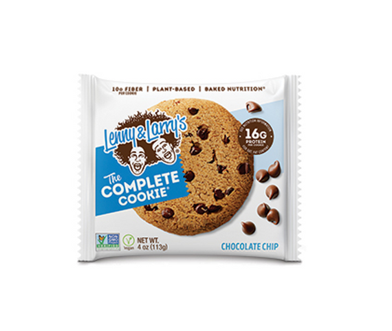 Lenny & Larrys Complete cookie - Choc Chip - 12 Pack
