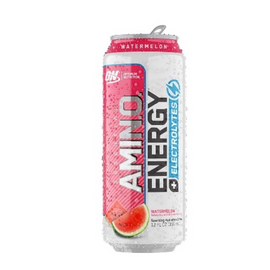 ON Amino Energy Sparkling - 355ml - Watermelon - 12 Pack