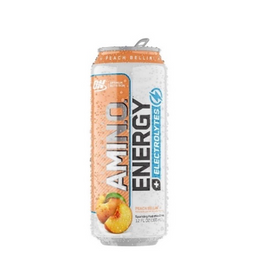 ON Amino Energy Sparkling - 355ml - Peach Bellini - 12 Pack