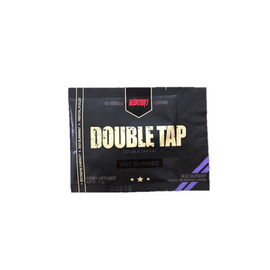 DOUBLE TAP Fat Burner sachet - 4.5g - Blue Raspberry - 10 Pack
