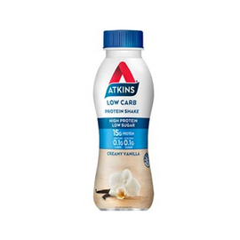 Atkins Advantage Low Carb Shake 330ml - Vanilla