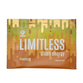 ATP Science Limitless Clean Energy Sachet 5g Pineapple - 10 Pack