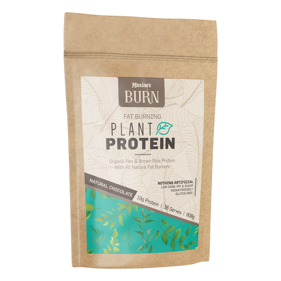 MAXINE'S Plant Protein 400g Rich Natural Chocolate