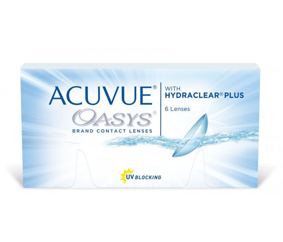 Acuvue Oasys / Quincenal