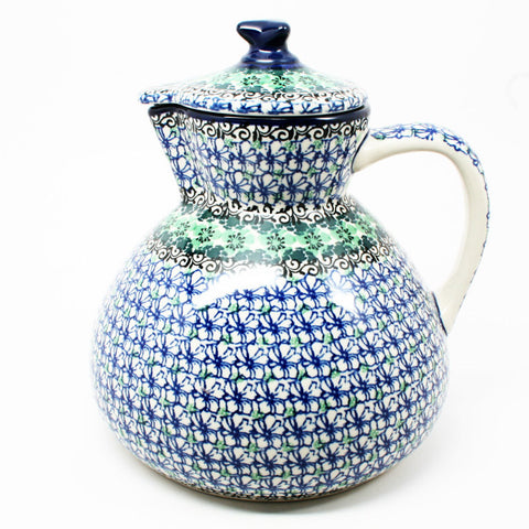 polish-pottery-3qt-beverage-server-#1479