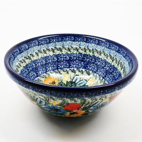 polish-pottery-cereal-bowl-#u3753