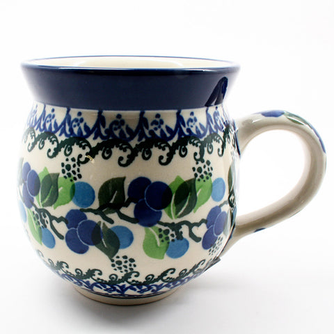 polish-pottery-ladies-mug-#1416