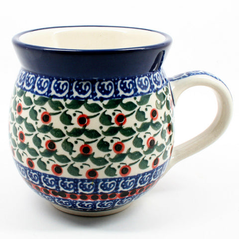 polish-pottery-ladies-mug-#1543